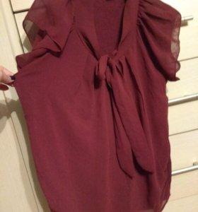 Новая женск блузка р40-48