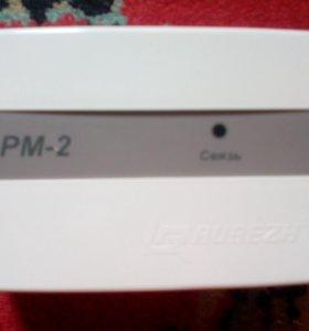 Релейный модуль рм-2