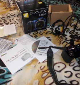 Новый цифровой фотоаппарат Nikon Coolpix