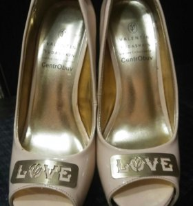 Туфли 36 размер бу 1 раз