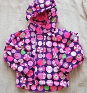 Куртка без утеплителя размер 86-92