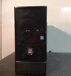 Игровой 2х ядерный системный блок.
