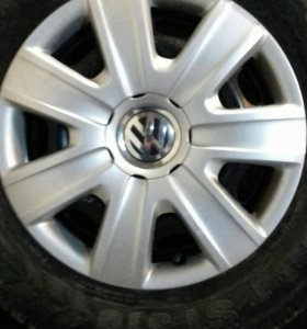 Комплект(4шт)колес r14(5/100)