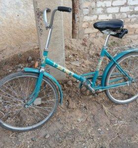 Велосипед САЛЮТ-С