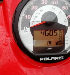 Polaris sportsman 500 ho 2011