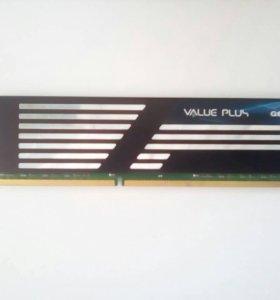 Оперативная память 4GB DDR3 (б\у)
