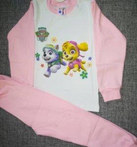 Пижамы 92-116 см