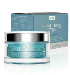 Увлажняющий крем-гель для лица Hyaluron Active(CIE