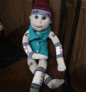 Кукла Ваня.
