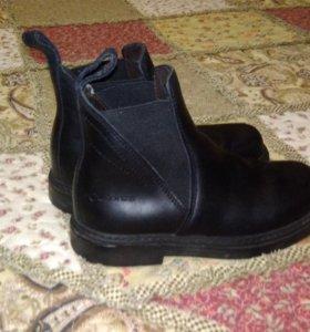 Ботинки для верховой езды 29 размер