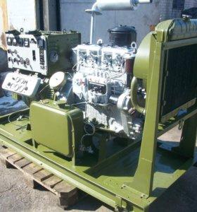 Дизельный электрогенератор 380 вольт мощность 10 к