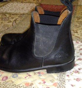 Ботинки для верховой езды 30 размер