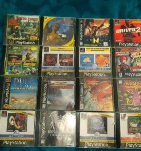 Игры для Playstation One (ps1)