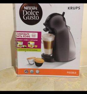 Кофемашина Nescafé Dolce Gusto KRUPS