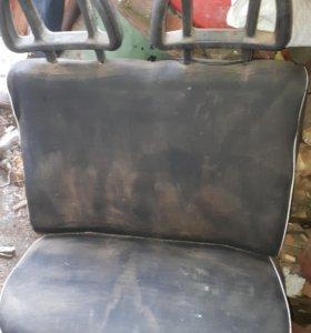 Сиденья для Газели 330210
