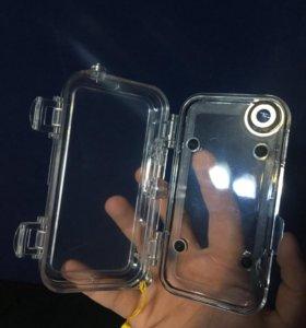 Подводный чехол на iPhone 5/5s