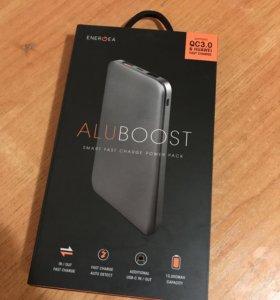 Внешний аккумулятор EnergEA Aluboost 10000mAh
