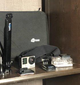 GoPro 4 Silver+ аксессуары