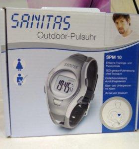 Часы пульсотахограф sanitas SPM10