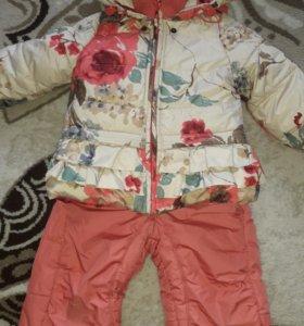 Продам зимний костюм Гулливер