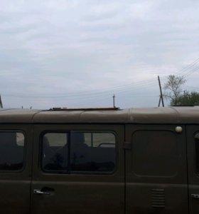 УАЗ 452, 1998