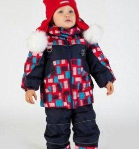 Новый зимний костюм мембрана