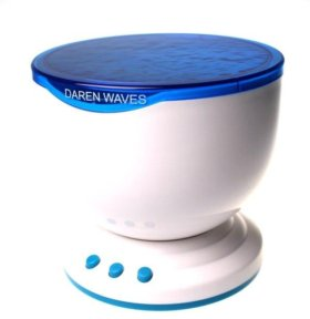Ночник-проектор морские волны