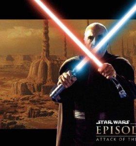 Лазерный меч из звездных войн