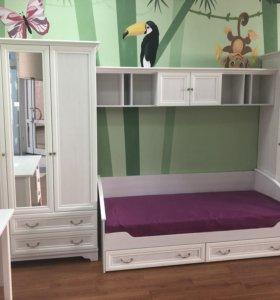 """Новая кровать """" классика"""" подрастковая"""