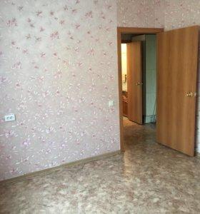 Квартира, 2 комнаты, 37.4 м²