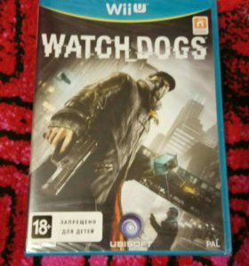 Nintendo Wii U Watch Dogs