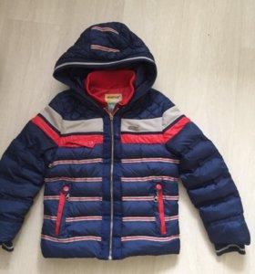 Куртка р.128 Skorpian демисезонная