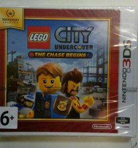 Lego City Nintendo 3DS
