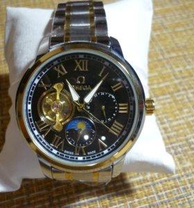 Механические часы Omega Black