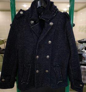 Пальто-куртка прямая