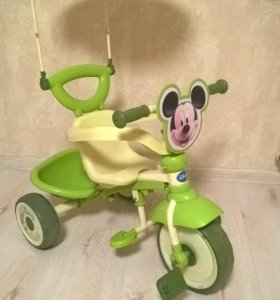Детский велосипед Микки-Маус