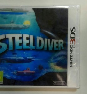Steeldiver Nintendo 3DS