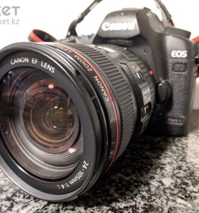 Объектив Canon EOS 24-105 L IS USM