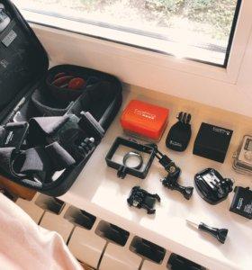 GoPro Hero 4 Black Экшн-камера 4к