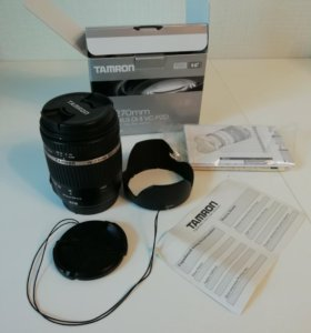Tamron AF 18-270mm for Canon