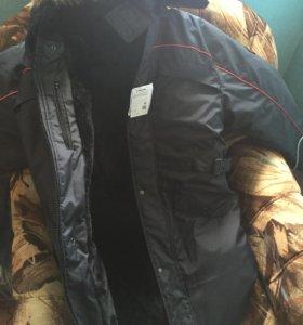Спец куртка зимняя