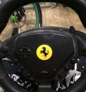 Редкий Игровой руль Ferrari