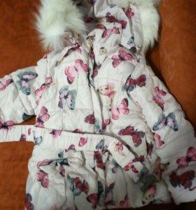 Комплект верхней одежды для ребёнка