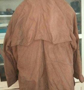 Куртка мужская нобук