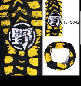 Спортивные шарфы (Бафы)