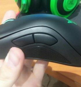 Игровая мышь рейзор