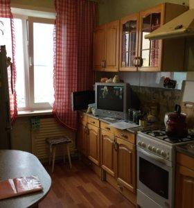 Квартира, 3 комнаты, 64.4 м²