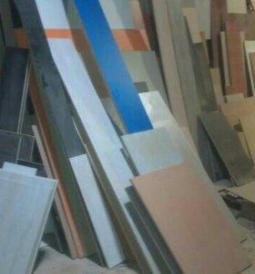 Остатки мебельного производства