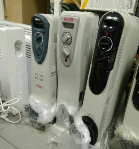 Масляные радиаторы. Конвекторы