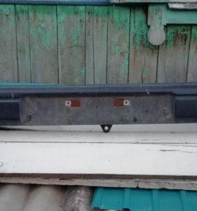 Бампер на грузовик тоунайс